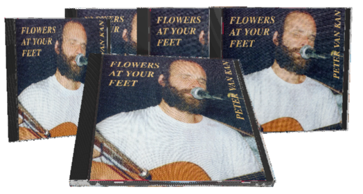 CD Flowers at your feet